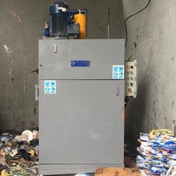 上海创萤铁桶压扁机厂家